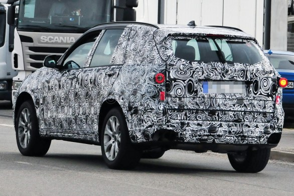 Next BMW X5 Has Begun Testing