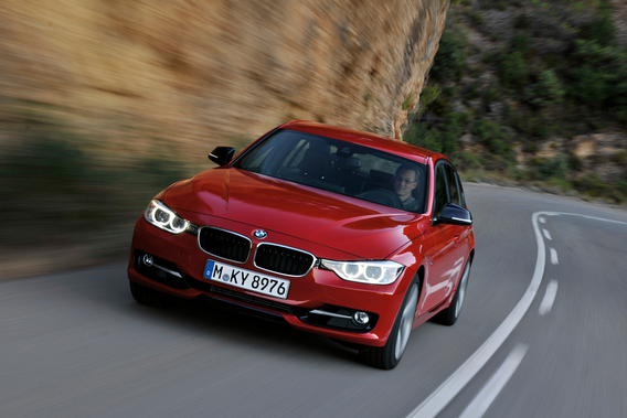 BMW 3 – BMW begins sales of sixth-generation sedan